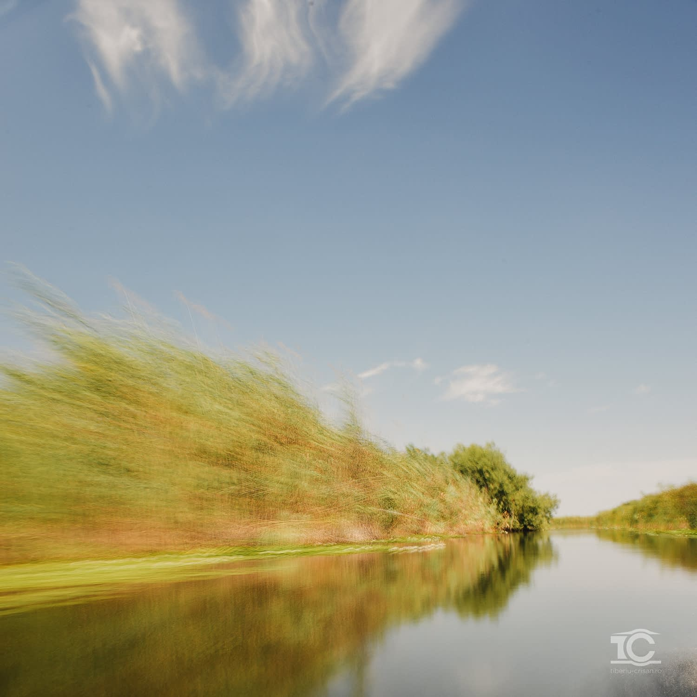 In Delta, pe canalul turcesc