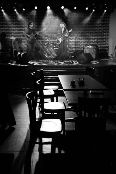 debbie davies at hard rock cafe
