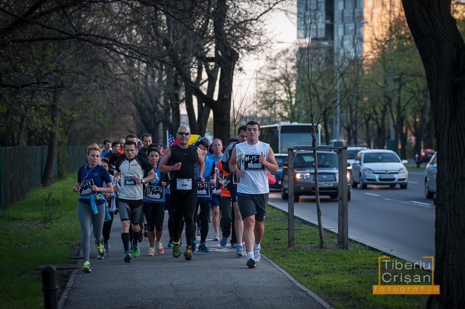 Omagiu adus victimelor de la Maratonul din Boston