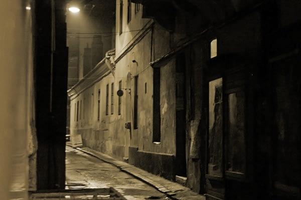 the quiet city