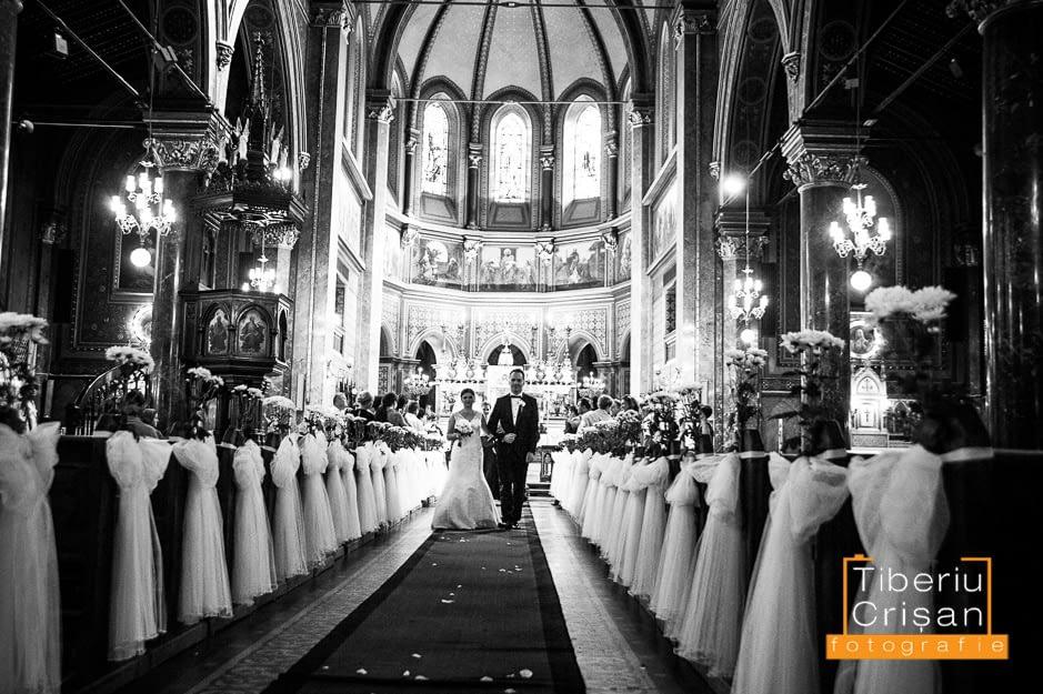 Nunta Dan si Dana - cununia religioasa