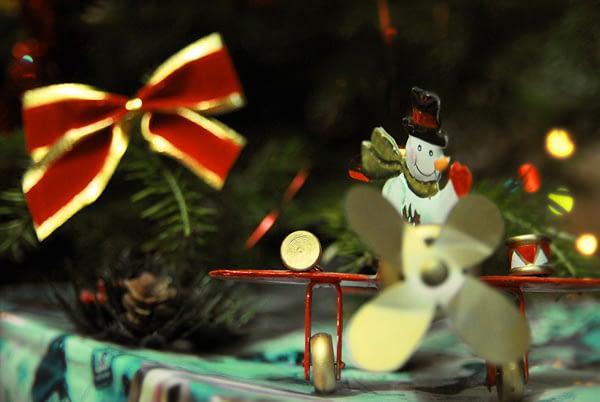 snowman is a pilot
