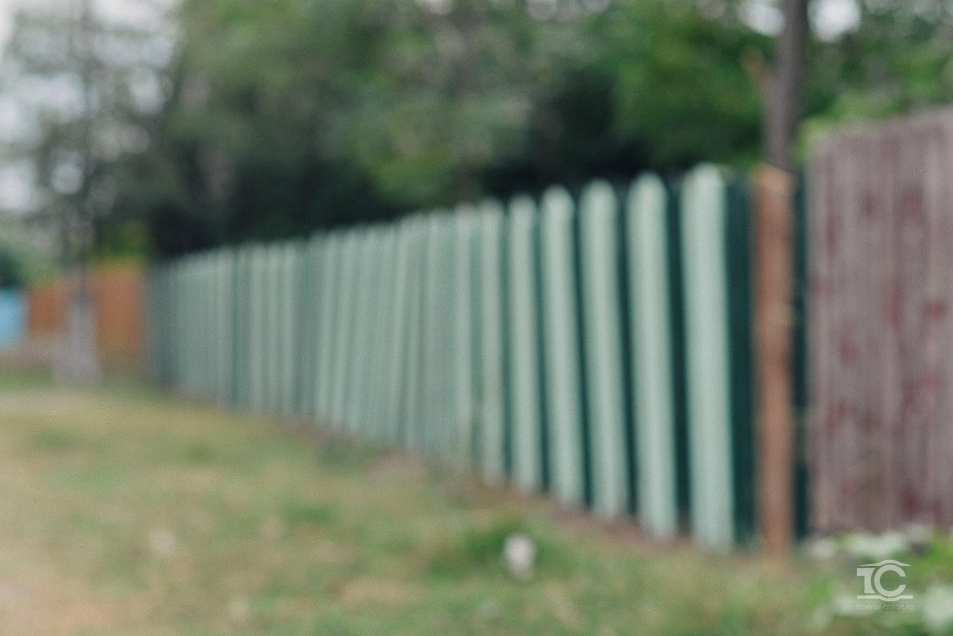 Gard in Sf. Gheorghe