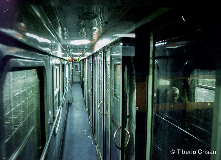 In tren