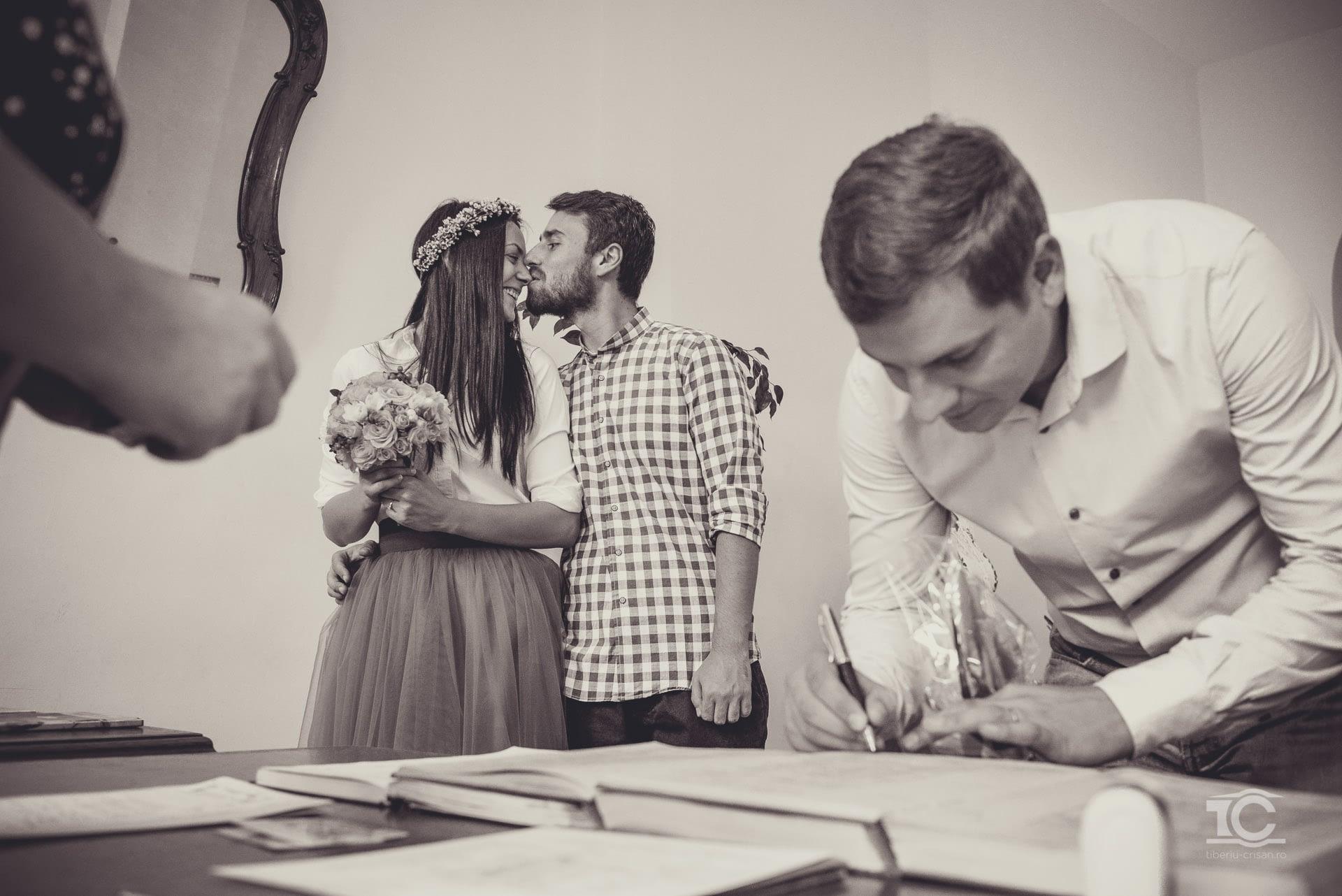 proaspat casatoriti la starea civila