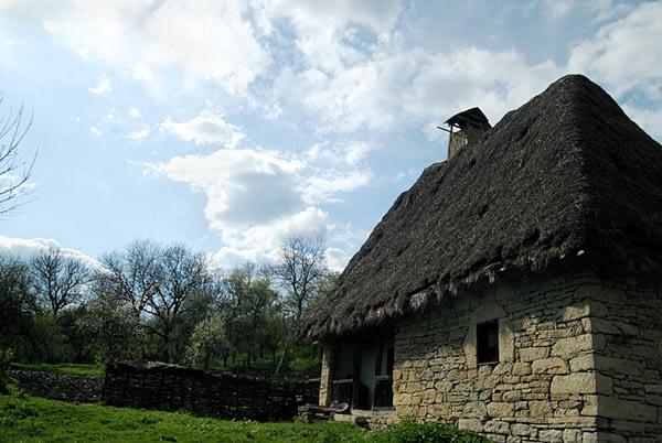 chidea village, near cluj-napoca, romania