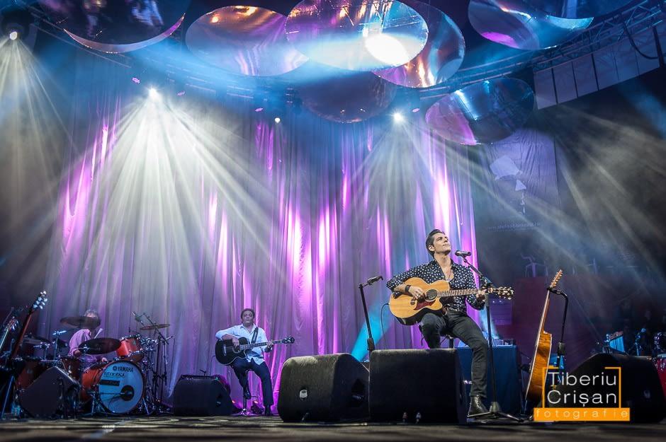 Stefan Banica Jr concert unplugged