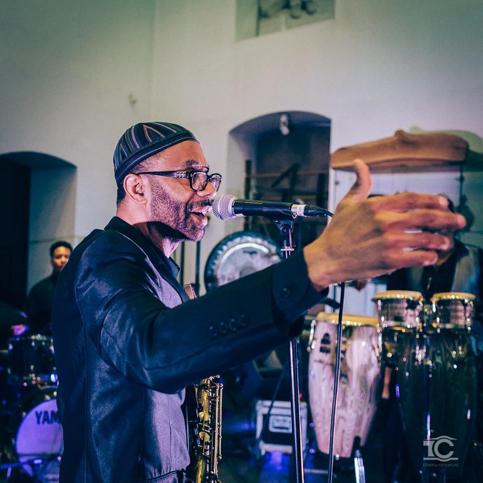Kenny Garrett live la Cluj Napoca