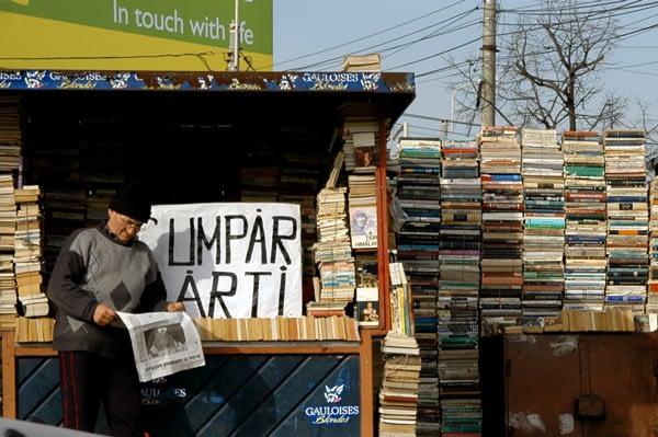 books, more books